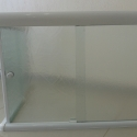 Modelo de kit padrão com vidro ASTRAL e PONTILHADO