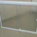 Modelo de kit padrão com vidro ANTÍLOPE e QUADRATO